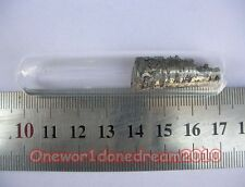 5g 99.95% Pure 3N5 Dysprosium Dy Element Rare Earth Metal Argon Glass Ampoule