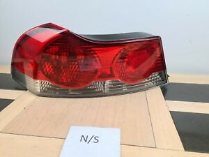 2006 VOLVO C70 cabriolet UK N/S/R  PASSENGER REAR TAIL LIGHT LAMP