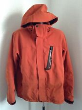 Men's COLUMBIA Titanium Rust Omni-Tech Insulated Snow & Ski Jacket Size L SXS