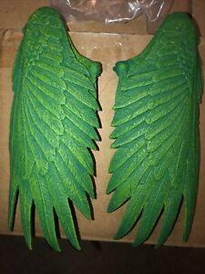 Mythic Legions Gothitropolis Ravens GREEN WINGS FOUR HORSEMEN