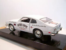 1974 Ford Maverick Southern Comfort Custom Graphics White 1:24 Diecast