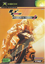 MOTO GP ULTIMATE RACING TECHNOLOGY 2 for Xbox - with box & manual - PAL