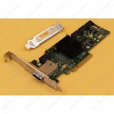 New in Box IBM 46M0907 46M0908 PCI-E 6Gb SAS Raid Card = LSI 9212-4i4e US-Seller