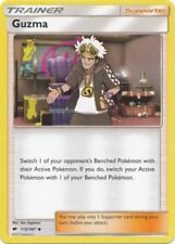 Pokemon Guzma - 115/147 - Uncommon NM-Mint, English