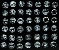 Natural Loose Diamond G H White Color Round VS1 Clarity 1.20 to 3.00MM 1 Pcs K01