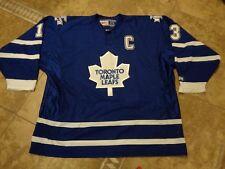 2faf41848fb VTG JERSEY CCM TORONTO MAPLE LEAFS SZ XXL MEN HOCKEY NHL SEWN 90S