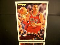Rare Scottie Pippen Fleer 1994 Card #35 Chicago Bulls NBA Basketball