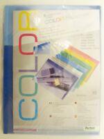 5 x TARIFOLD 510701 Dokumententasche blau A4 PP Sammeltasche 316x240mm NEU