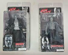 Sin City Series 1 - Marv Figur & Hartigan Figur Neca MOC OVP
