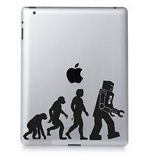 Sheldon evolución BBT Apple Ipad Mac Macbook Laptop Pegatina Etiqueta de vinilo