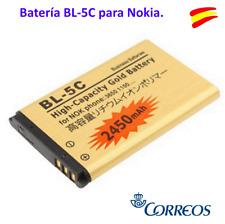 BATERIA BL-5C NOKIA 6630 E50 E60 N70 N71 N72 2600 2610 2626 6230 6555 6267 6030