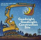 Goodnight, Goodnight Construction Site [Board Book for Toddlers, Children's Boar