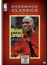 NBA Hardwood Classics Michael Jordan's Playground DVD