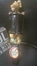 HORNY GOAT BREWING Wisconsin Beer Keg TAP HANDLE tapper