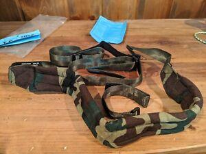 Self Adjusting Rifle Shotgun Padded Sling Camo Gun Strap New Packaged