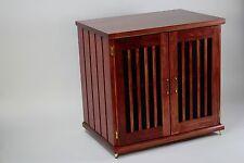 Audio Elegance custom equipment cabinet