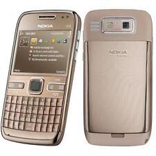 Nokia  E72 GOLD Edition - QWERTY ! DUAL CAMERA ! SINGLE SIM ! WIFI ! FM !