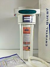 CRYSTAL QUEST® Voyager Refrigerator In-line Water Filter System