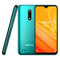 Unlocked Cell Phone Android 10 16GB Quad Core Dual SIM Face ID Smartphone