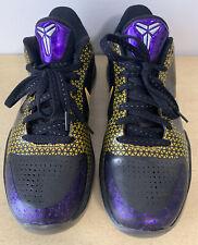 """Nike Zoom Kobe 5 V POP """"Playoff Carpe Diem"""" Lakers Size 7.5"""