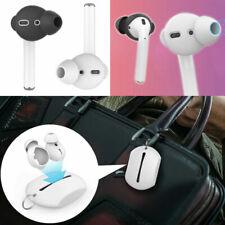 3 pares de auriculares de silicona cubre caso oreja consejos para AirPods Huawei FreeBuds 2