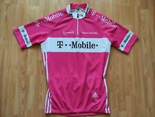 T-Mobile Team 2005 SS Cycling Jersey Adidas,Jan Ullrich Size:6 NEW ! RARE!