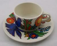 Villeroy & and Boch ACAPULCO espresso cup and saucer