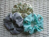 Pack of 3 Hair Scrunchies Unicorn Unicorns Tie Band Gift Gifts Bands Scrunchy