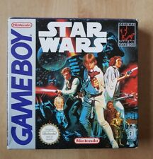 Star Wars - CIB - Nintendo Gameboy - Complete