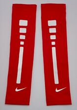Nike Pro Elite Sleeves 2.0 Arm Sleeves University Red/White Men's Women's L/XL