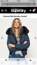 Superdry Fur Zip Coats & Jackets for Women