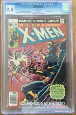 X-men #106 Aug 1977 Marvel Comics Graded CGC 9.4 White Pages Firelord F/S