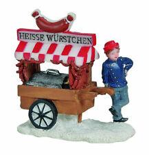 Miniaturen Weihnachtsmarkt Lebkuchenstand Weihnachtdorf Wurm 11572-36