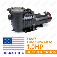 1HP Hayward Generic In-Ground Swimming Pool Pump Motor Strainer Replacements USA