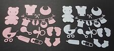 Baby Bundle Die Cut - 28 piece set