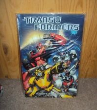 The Transformers: Robots in Disguise Volume 1 TPB IDW Publishing
