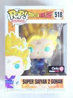 FUNKO POP VINYL | DRAGONBALL Z | SS 2 GOHAN 518 | GAME STOP | FREE PROTECTOR