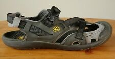 Keen Zambezi Contour Arch Gray Waterproof Sport Sandals Shoes Size 7