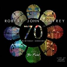 Robert John Godfrey & The Enid - 70th Birthday Concert – Live At Union (NEW 2CD)