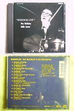 Ray McKinley Eddie Sauter Borderline Savoy Jazz SV 0203 Japon CD 1993