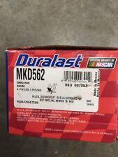SET  OF  DURALAST   MKD562 Disc Brake Pad