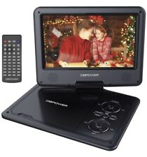 New 10 inch Dvd Player, Dbpower Mk101, Free Fast Us Shipping! Portable and Fun