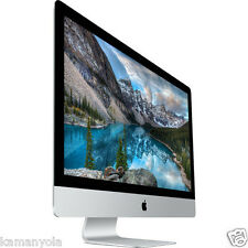 "NEW Apple iMac 27"" Z0SC-MK48252 Desktop 4.0GHz Quad i7 32GB 1TB SSD 4GB VIDEO"