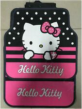 Hello Kitty Universal Automobile Carpet Car Floor Mats