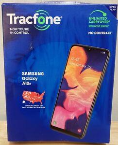 Tracfone Samsung Galaxy A10e 4G LTE Prepaid Smartphone [NEW]