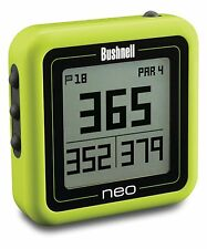 Bushnell NEO GHOST LIME Golf GPS Rangefinder 368224 BRAND NEW 2015