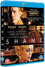 SHAME - BLU-RAY - REGION B UK