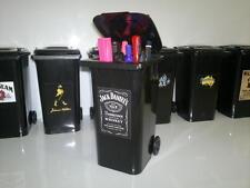 Jack Daniels Sulo Wheelie Garbage Bin