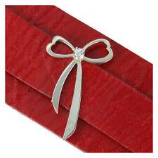 Sterling Silver Heart Note Leather Cuff Bracelet