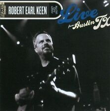 Live From Austin, TX by Robert Earl Keen (CD, 2012, 2 Discs, New West (Record...